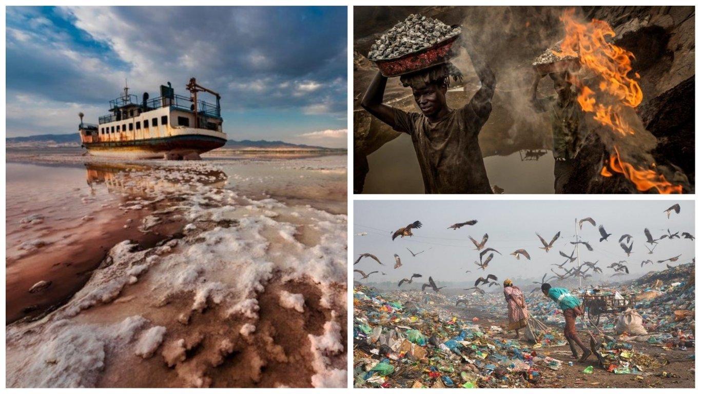 Эта хрупкая планета: победители конкурса экологической фотографии (19фото)