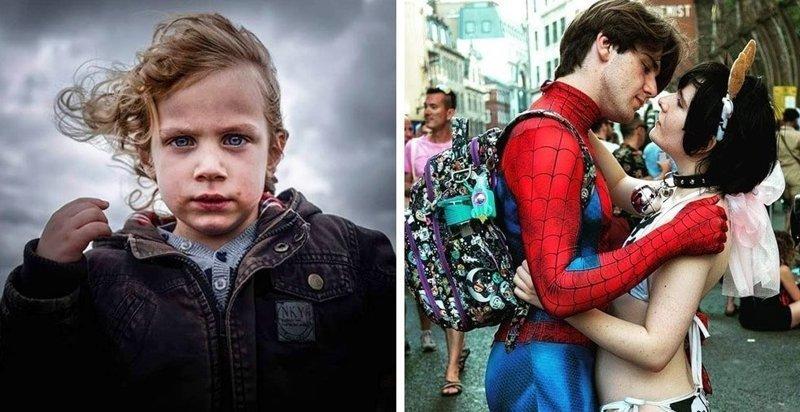 20 искренних снимков с конкурса на лучшую фотографию года из Инстаграма, в которых есть особая мощь (21фото)