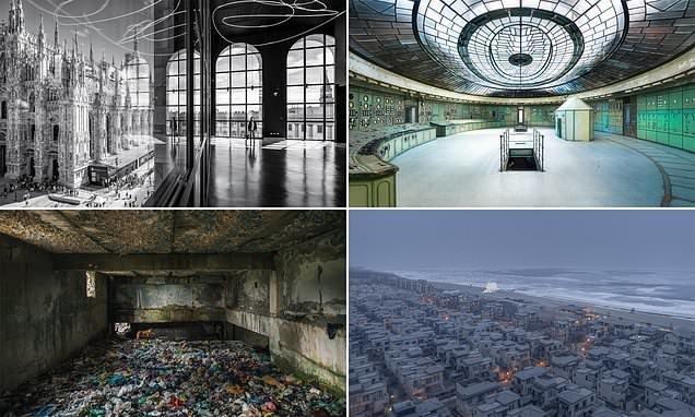 20 потрясающих работ с конкурса архитектурной фотографии (21фото)