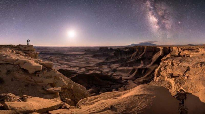 Лучшие астрономические фотографии 2018 года (11фото)