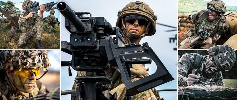 Британские солдаты во всей красе: лучшие работы конкурса военной фотографии (27 фото)