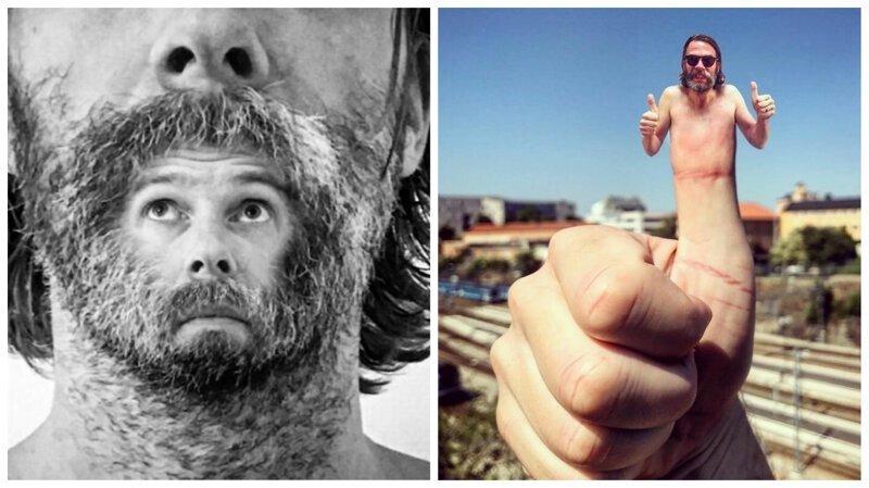 Креативные селфи Питера Уилборга (16фото)