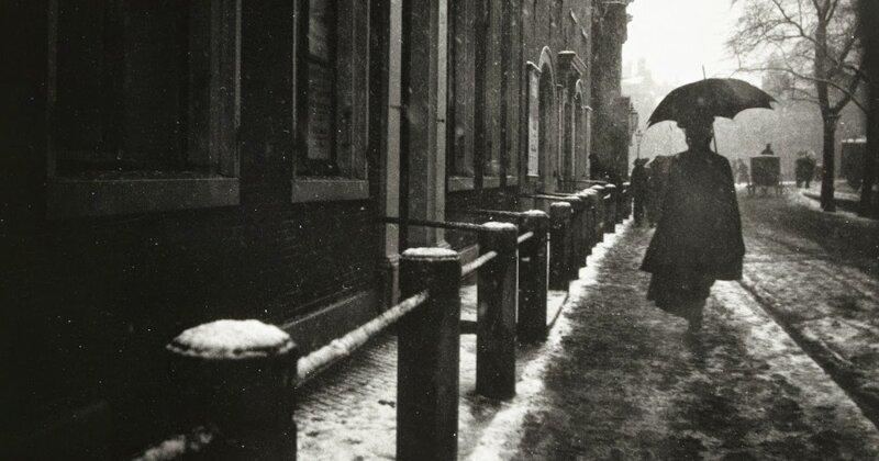 Улицы Амстердама 1890-х годов в объективе нидерландского импрессиониста Георга Хендрика Брейтнера (28фото)