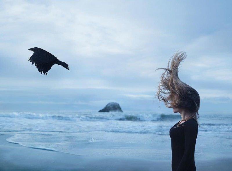 Сюрреалистические фотографии Габриэля Исака (6фото)