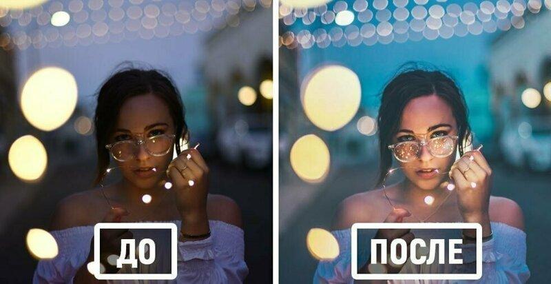 Фотограф из Нью-Йорка показал, как сильно меняются фотографии после обработки (26фото)