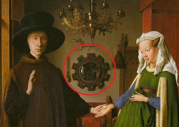 Тайный смысл шедевров искусства (5фото+1видео)