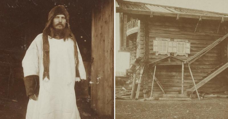 Фотографии Русского Севера в объективе Николая Шабунина (28фото)