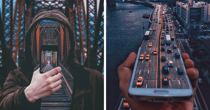 Торжество фантазии в фотоманипуляциях Герри Сусанто (64фото)
