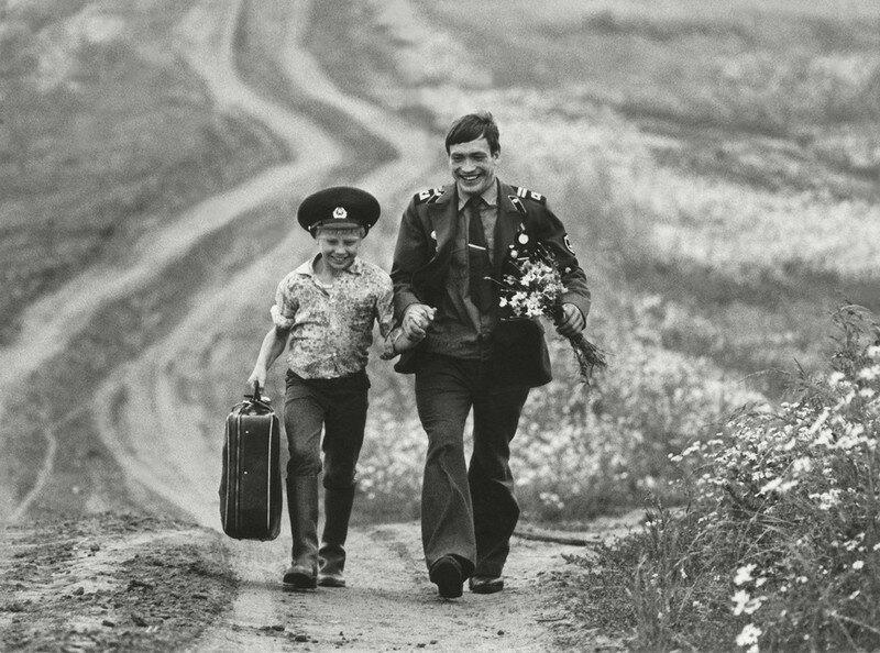 Великие, простые, красивые: люди на снимках советского фотографа Александра Стешанова (46фото)