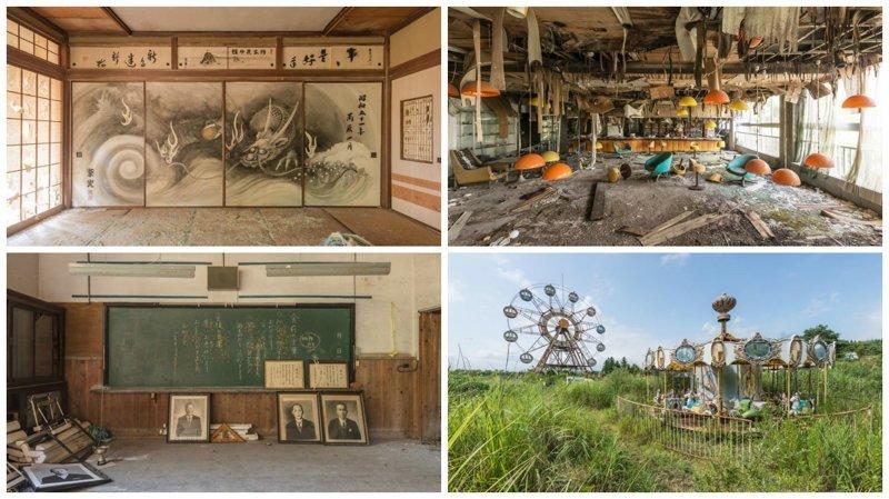 Заброшенные места Японии (22фото)