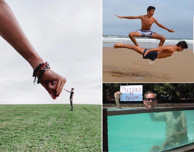 22 человека, которые делают фотографии круче профессионалов (23фото)