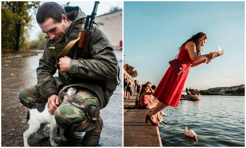 Жизнь прекрасна: фотопроект по всему миру от Дэвида Тесинского (23фото)