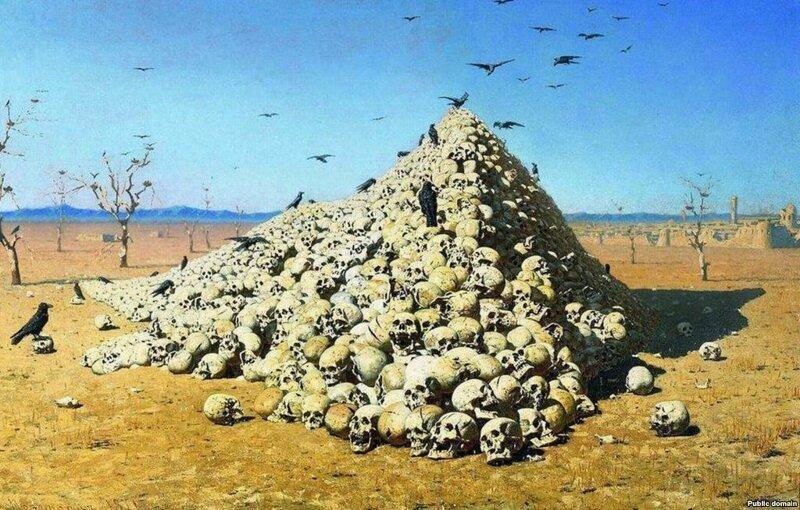Мой друг художник и… солдат: Жизнь и смерть Василия Верещагина (56фото)