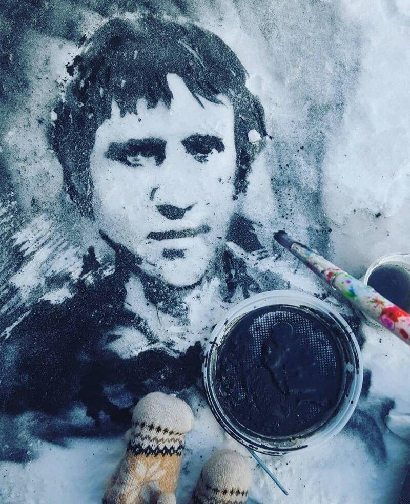 Невероятные картины Евгении Хайбуллиной (13фото)