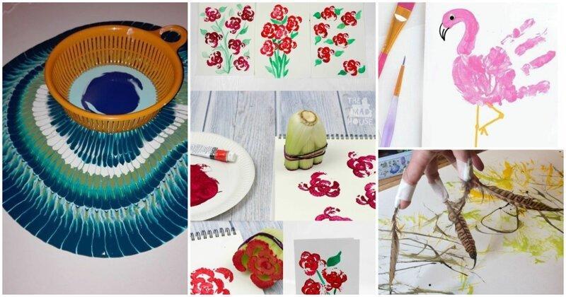 20+легчайших способов почувствовать себя художником (24фото+2видео)