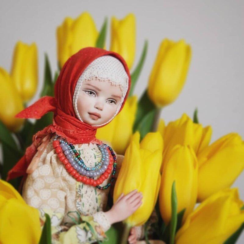 Эти куклы из Архангельска прославились на весь мир (26фото)