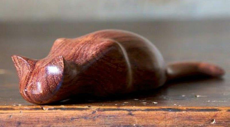 Идеальный минимализм: милые зверушки, поражающие своей элегантностью (20фото)