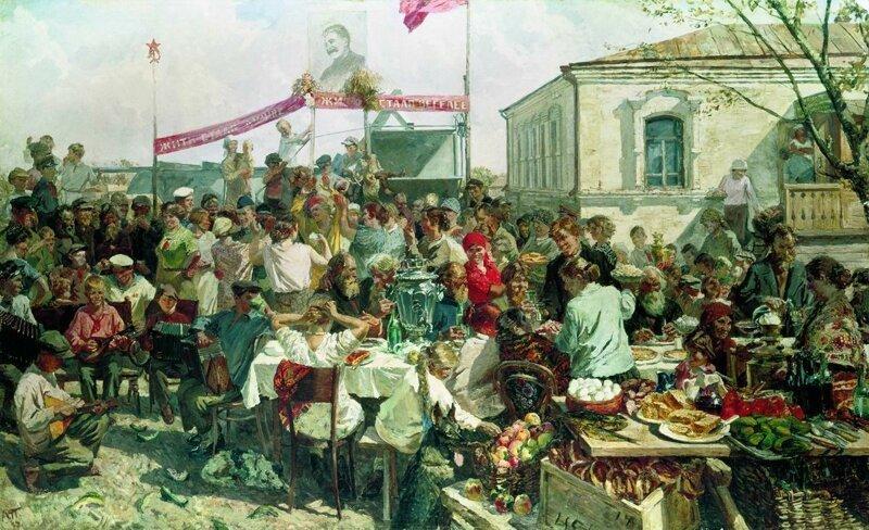 Зарисовки советской жизни (30фото)