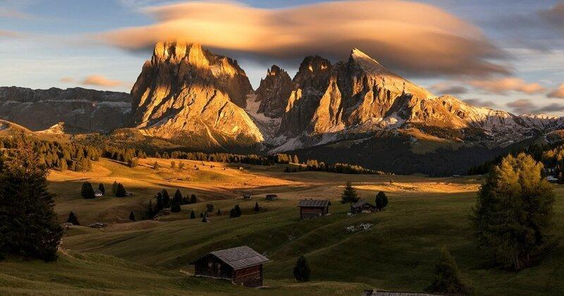 National Geographic Travel 2019: от загадочных облаков над Доломитовыми Альпами до Тадж-Махала (10фото)