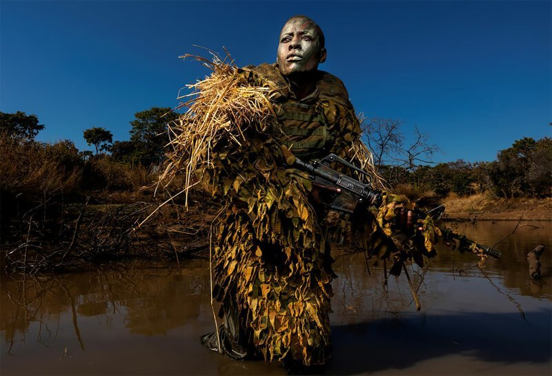 Потрясающие финалисты конкурса World Press Photo Contest 2019 (15фото)