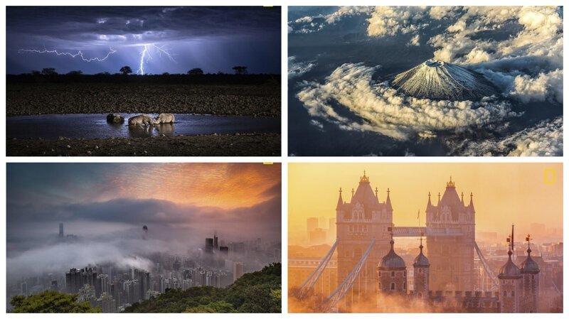 Впечатляющие номинанты фотоконкурса National Geographic Travel 2019 (11фото)