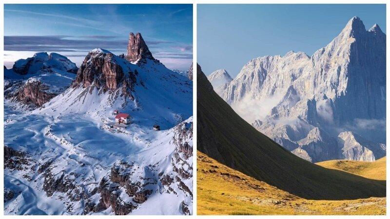 Волшебная красота Альп, от которой захватывает дух (16фото)