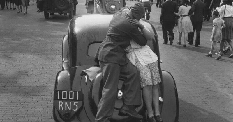 Парижская жизнь: снимки 30-х и 40-х годов из архива известного французского фотографа (38фото)