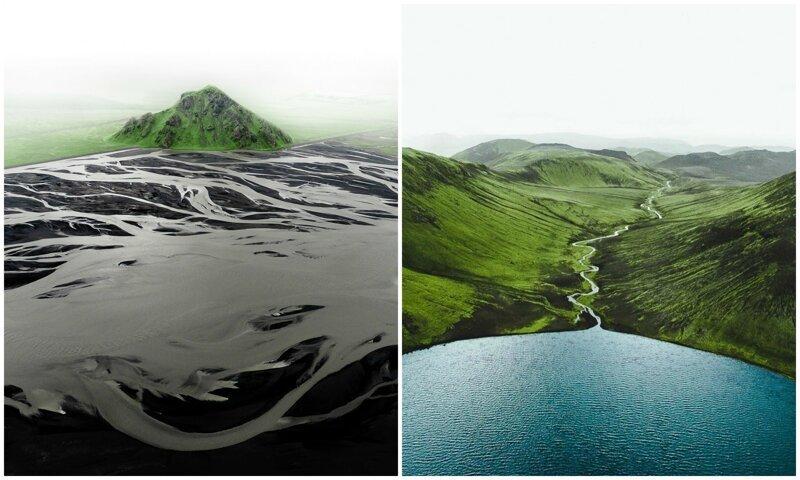 Другая планета: пейзажи Исландии, от которых захватывает дух (21фото)