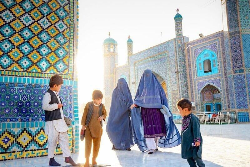 Фотограф из Голландии ломает стереотипы и показывает, как на самом деле живут люди в Афганистане (25фото)