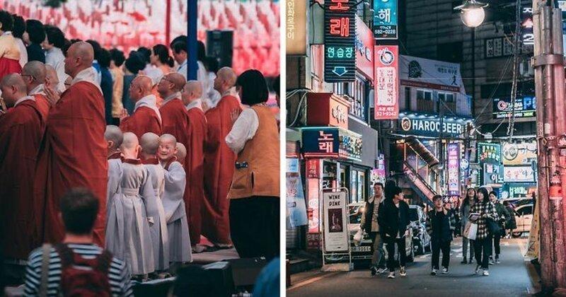 30 снимков Сеула от фотографа, влюбленного в этот город (31фото)