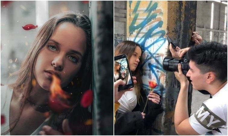 20 фотографий, раскрывающих скрытую магию идеальных снимков из Инстаграма (22фото)