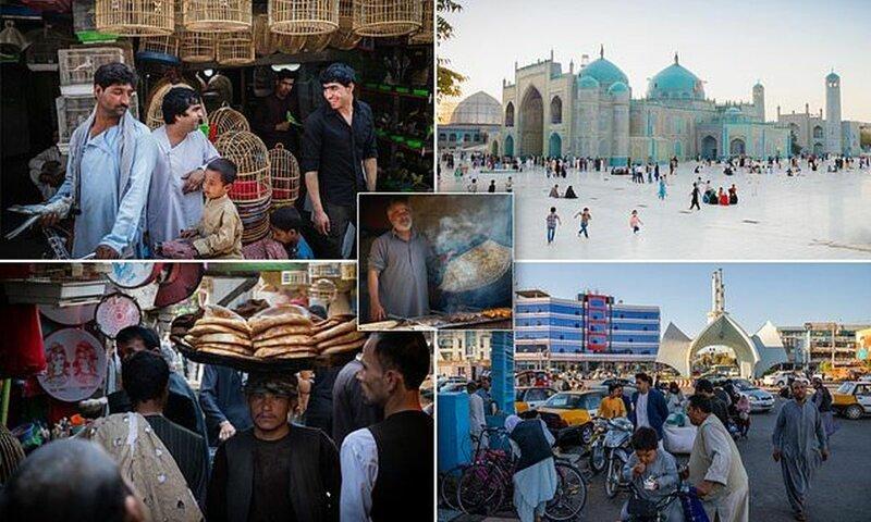 Повседневная жизнь в Афганистане глазами туриста с Запада (26фото)