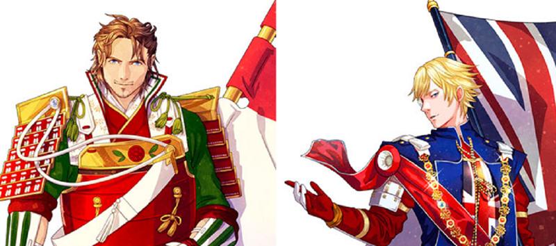 Японские художники превратили олимпийцев в персонажей аниме (31фото)