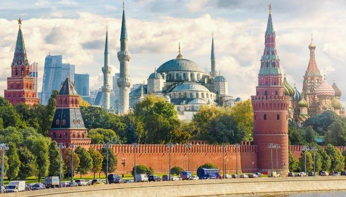 Москамбул и Рио-Лондонейро: удивительные города-гибриды от дизайнеров из Краснодара и Вильнюса (8фото)