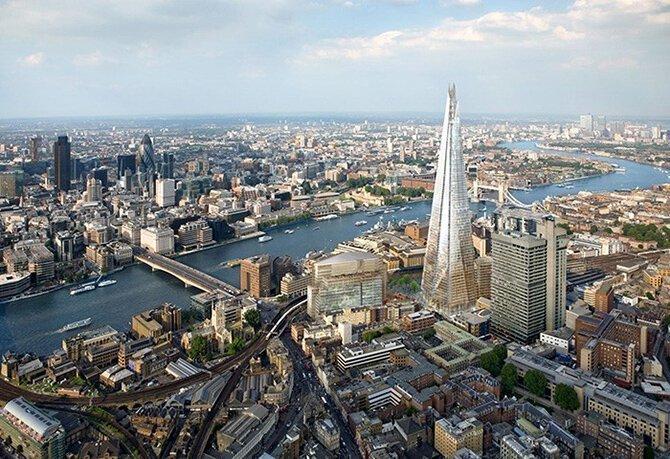 15 невероятных проектов великого архитектора Ренцо Пиано (30фото)