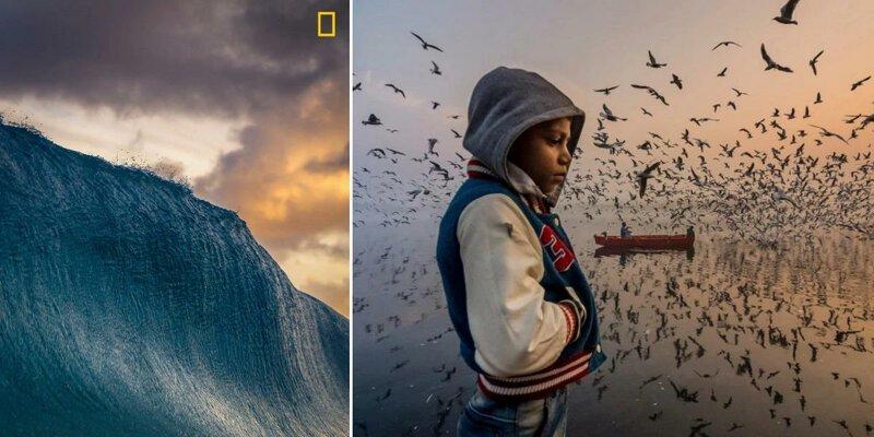 26 эффектных трэвел-фотографий, которые National Geographic назвал лучшими в 2019 году (27фото)