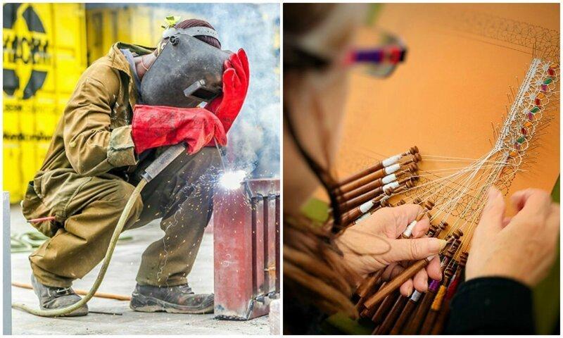 Все профессии нужны, все профессии важны: люди за работой со всего мира (51фото+1видео)
