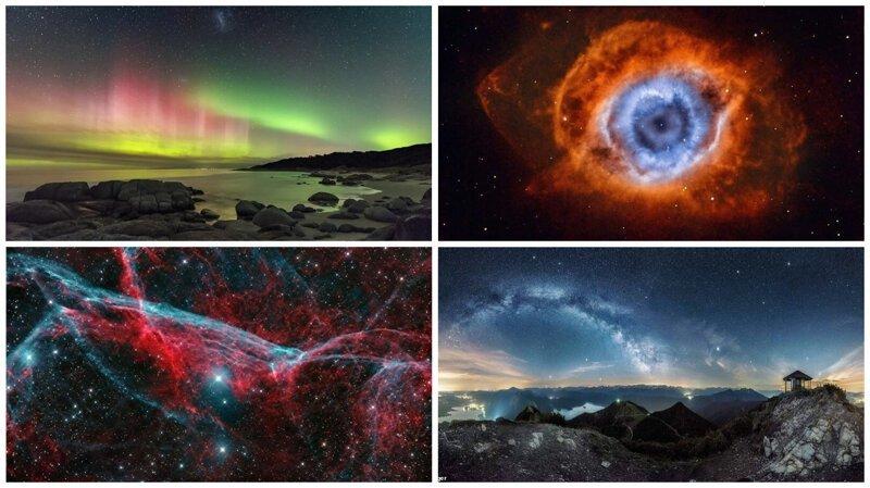 Финалисты конкурса астрофотографии Astronomy Photographer of the Year 2019 (17фото)