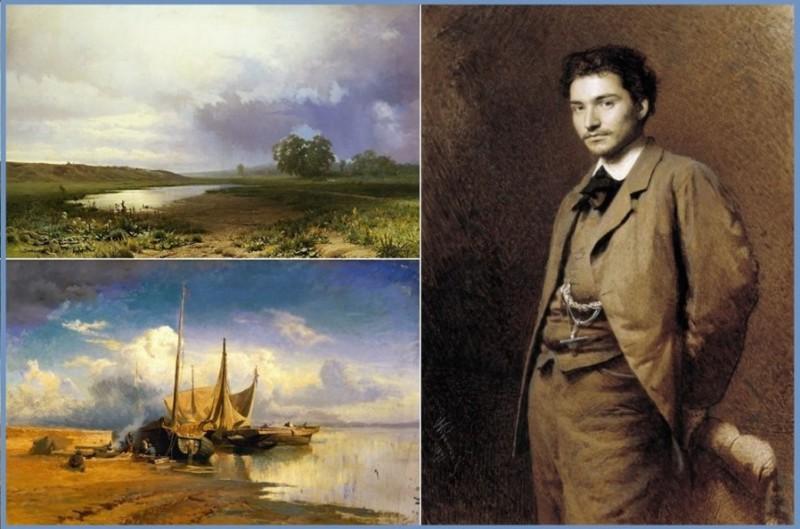 Сегодня годовщина со дня рождения выдающегося русского пейзажиста Фёдора Александровича Васильева (60фото)