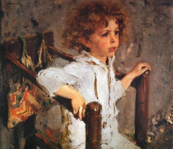 Судьбы детей со знаменитых картин Кем стали эти мальчики и девочки (9фото)