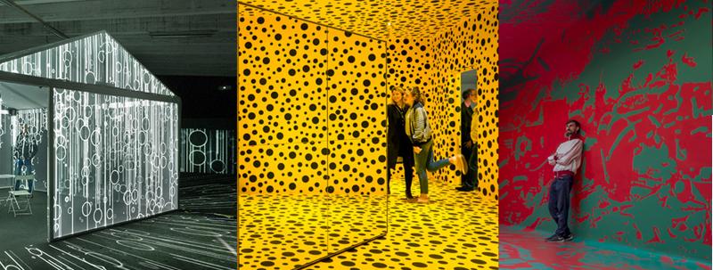 Современное искусство - инсталляции (26фото)