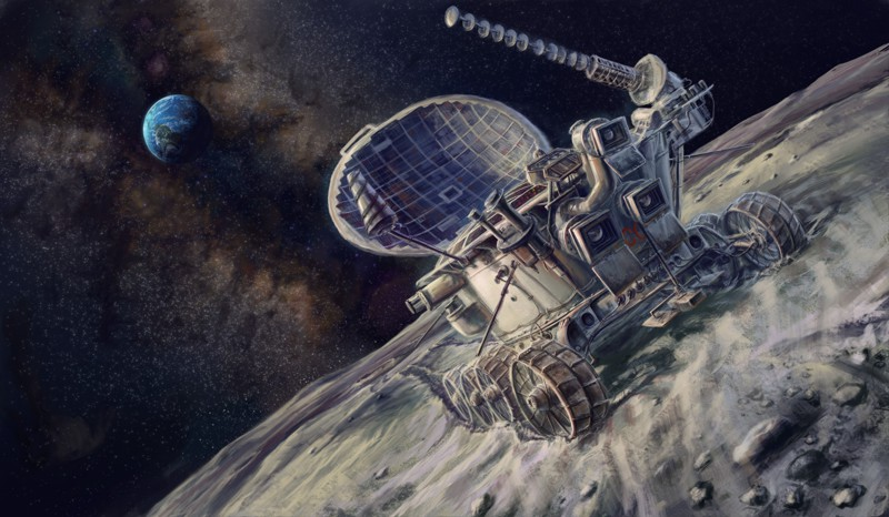 goal of space exploration