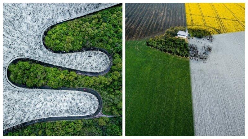 Вид сверху: как видит мир румынский фотограф Ови Поп (31фото)
