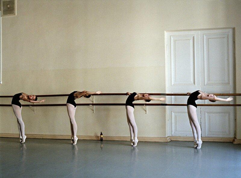 Юные дарования российского балета на фотографиях Рэйчел Папо (33фото)