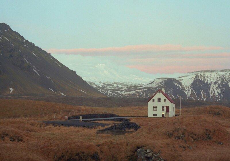 Исландия Тома Кондрата (17фото)