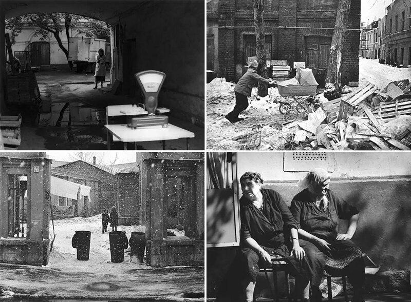 Ушедшая Москва и ее жители на снимках Михаила Дашевского (22фото)