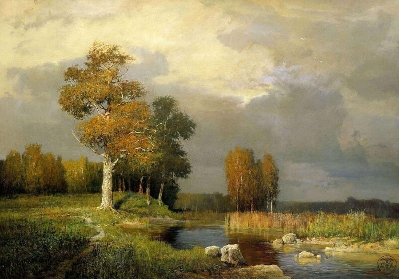 Картины современного русского художника Александра Афонина (11фото+1видео)