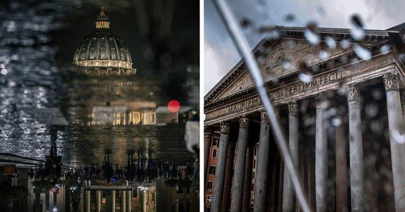 Римские каникулы фотографа Себастьяна Лучиво (36фото)