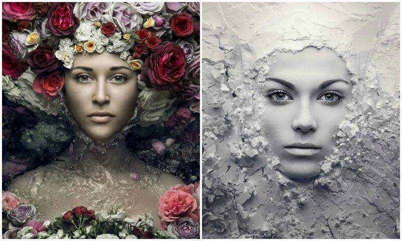 Концептуальные феи от украинского фотографа Евгения Колесника (20фото)