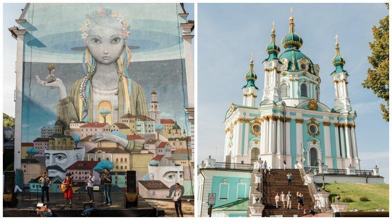 Первый раз в Киеве: впечатления фотографа (41фото)